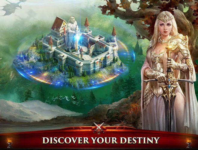 เล่น King of Avalon: Dragon Warfare on PC 2
