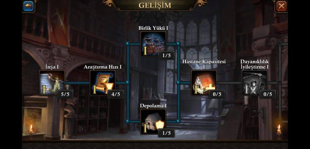 Guns Of Glory Bina Türleri Ve Kaynak Kullanım Rehberi