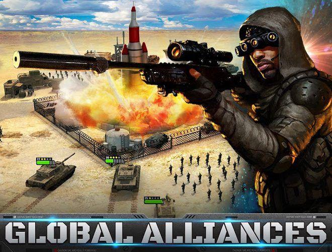Play Mobile Strike Epic War on PC 12