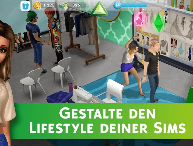 Spiele Die Sims™ Mobile auf PC 17