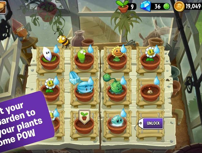 เล่น Plants vs Zombies 2 on PC 5