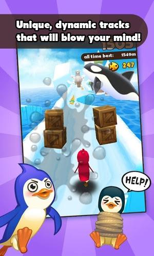 즐겨보세요 Super Penguins on PC 6