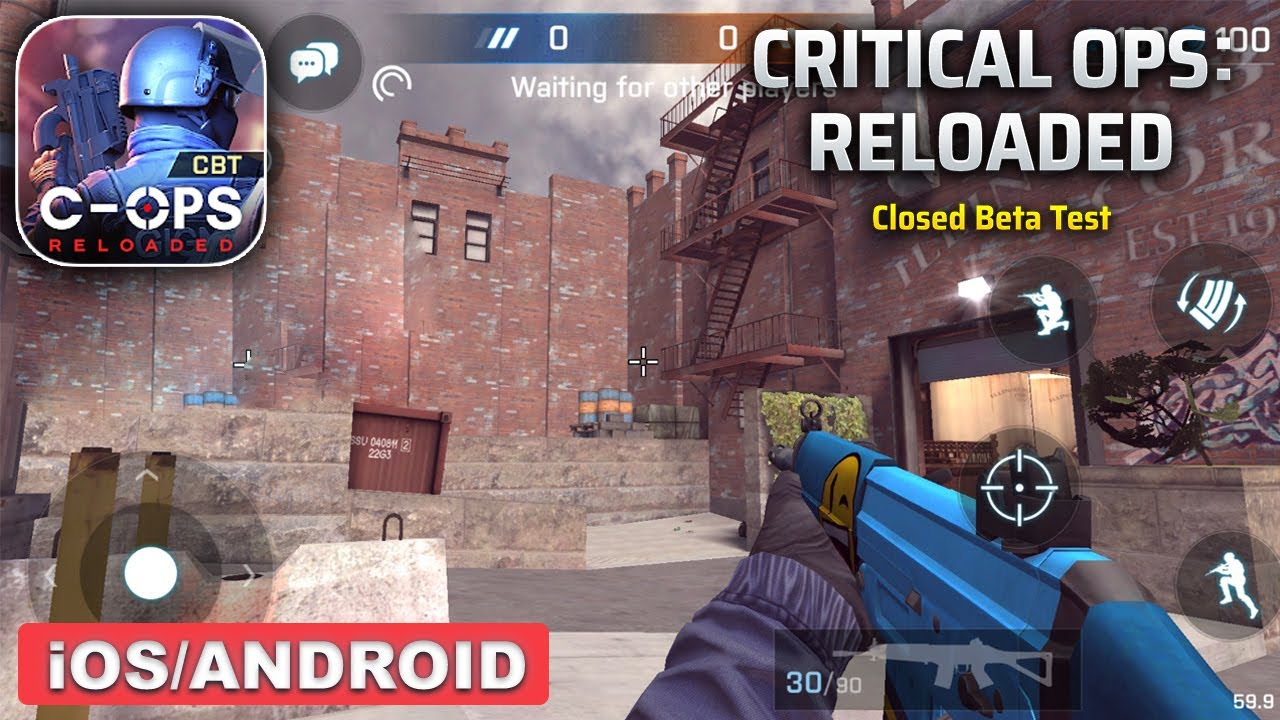 'Critical Ops: Reloaded' Is Finally Coming to Android Devices Globally