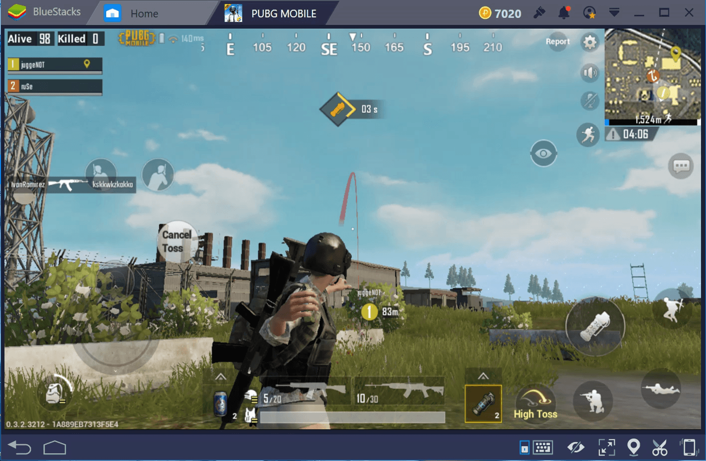 PUBG Mobile Military Base Guide