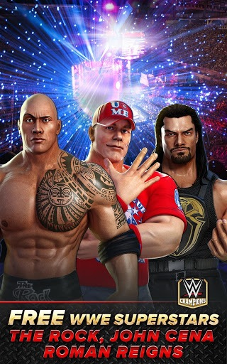 เล่น WWE Champions Free Puzzle RPG on PC 24