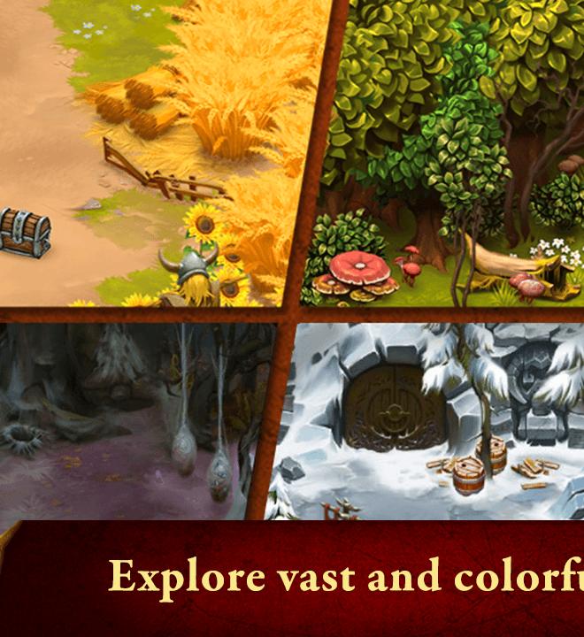 Guild of Heroes İndirin ve PC'de Oynayın 18
