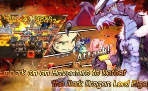 LINE Dragonica Mobile