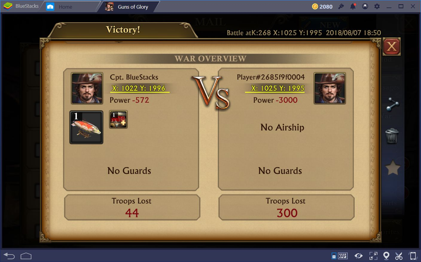 Guns of Glory on PC: Combat Guide – Pt. 2