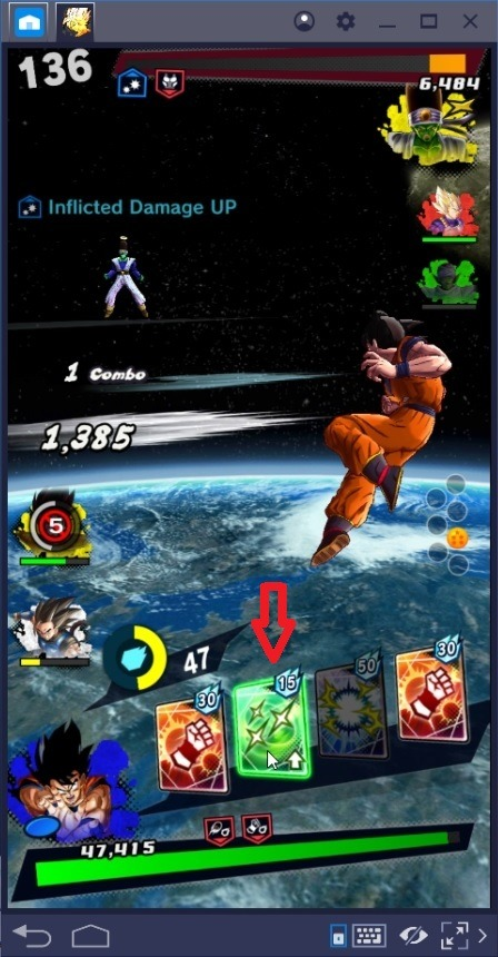 Dragon Ball Legends: Guida al combattimento