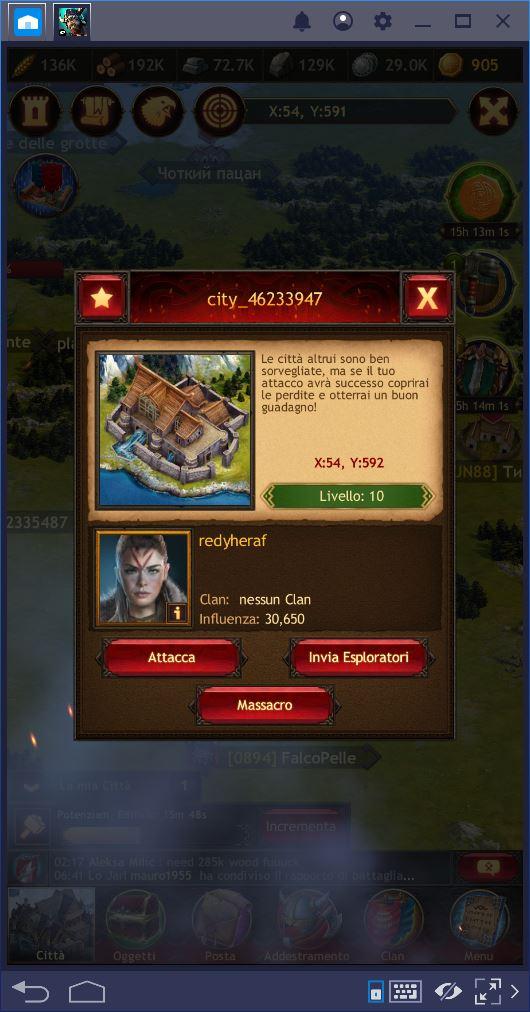 Vikings War of Clans: Trucchi e Consigli