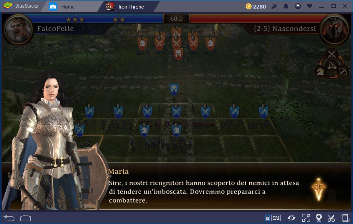 Iron Throne: Perché provarlo subito