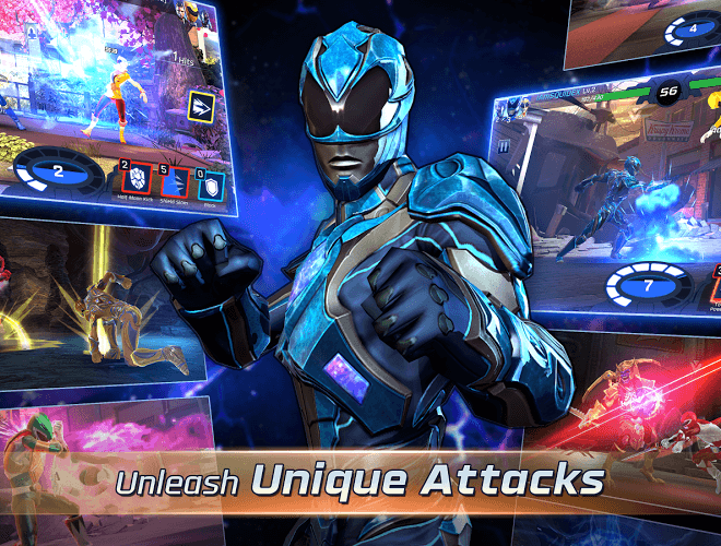 Play Power Rangers: Legacy Wars on PC 12
