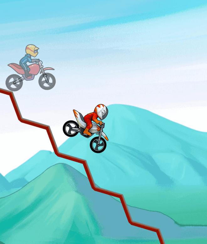 Играй Bike Race На ПК 22