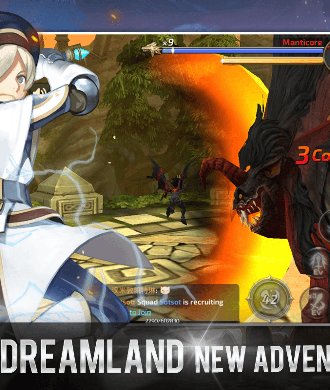 Играй Dragon Nest M На ПК 11