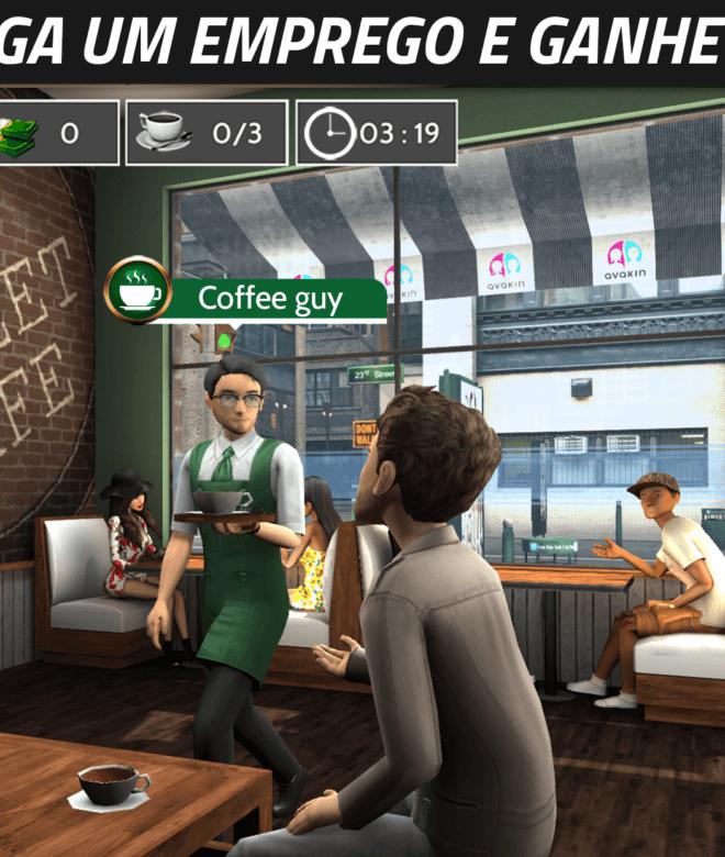 Jogue Avakin Life – 3D virtual world para PC 10
