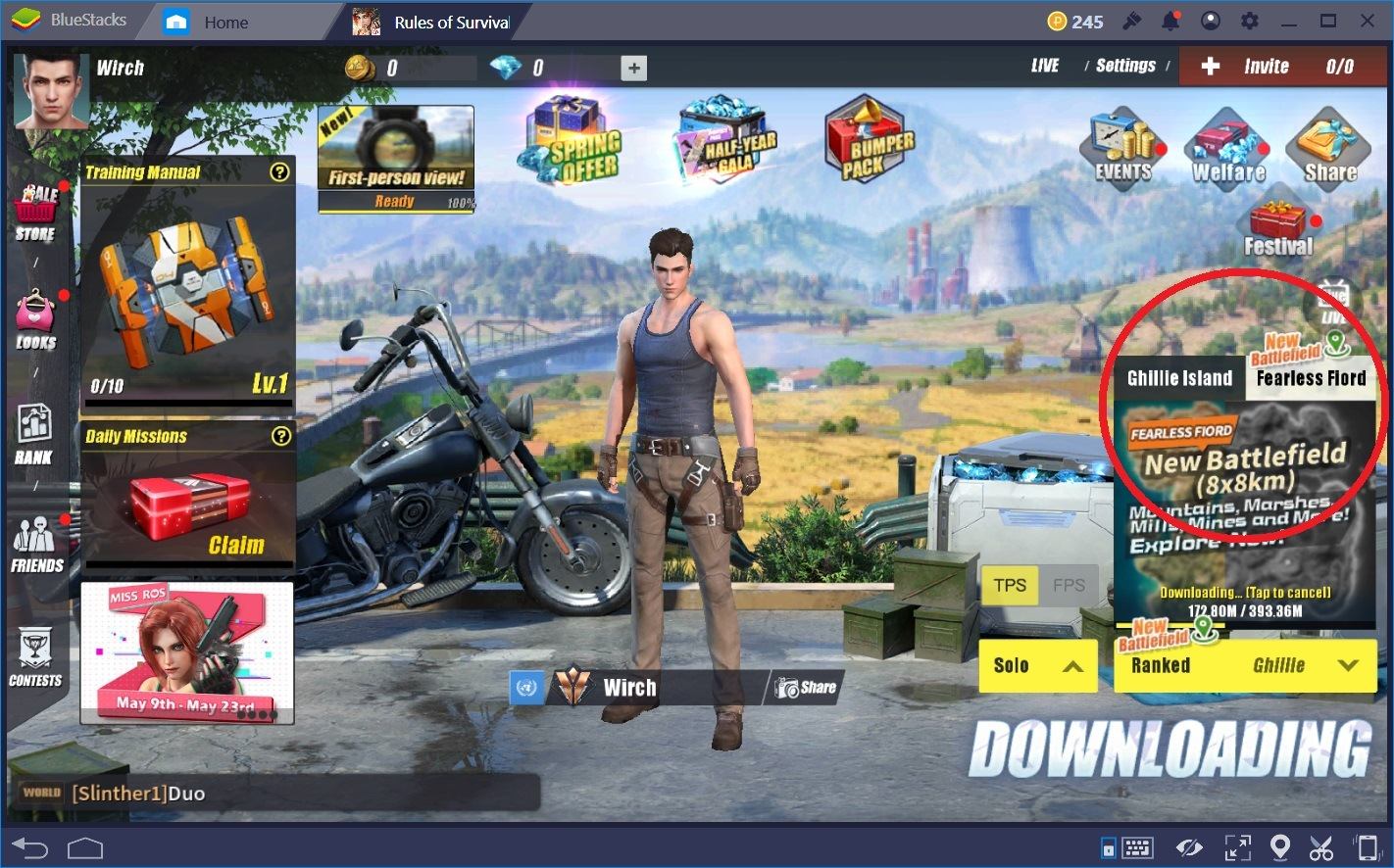 PUBG Mobile Vs. Rules of Survival Vs. Creative Destruction: ¿Cual Deberías Jugar?