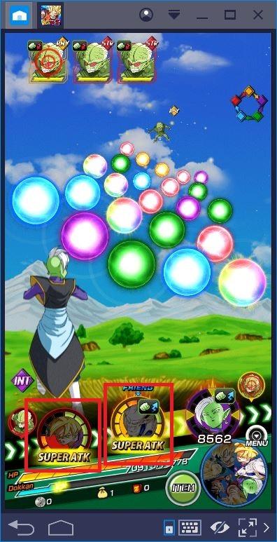 Dragon Ball Z Dokkan Battle: Guida al Combattimento