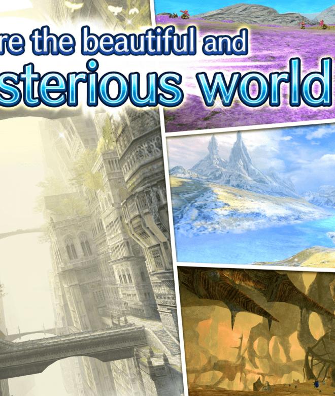 Main RPG Toram Online on PC 4
