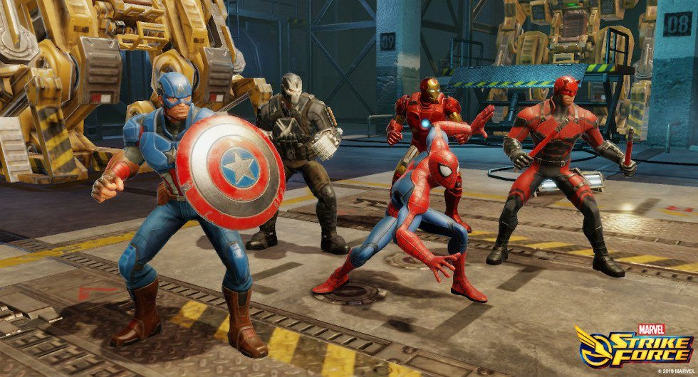MARVEL Strike Force on PC: Best Heroes and Villains Guide