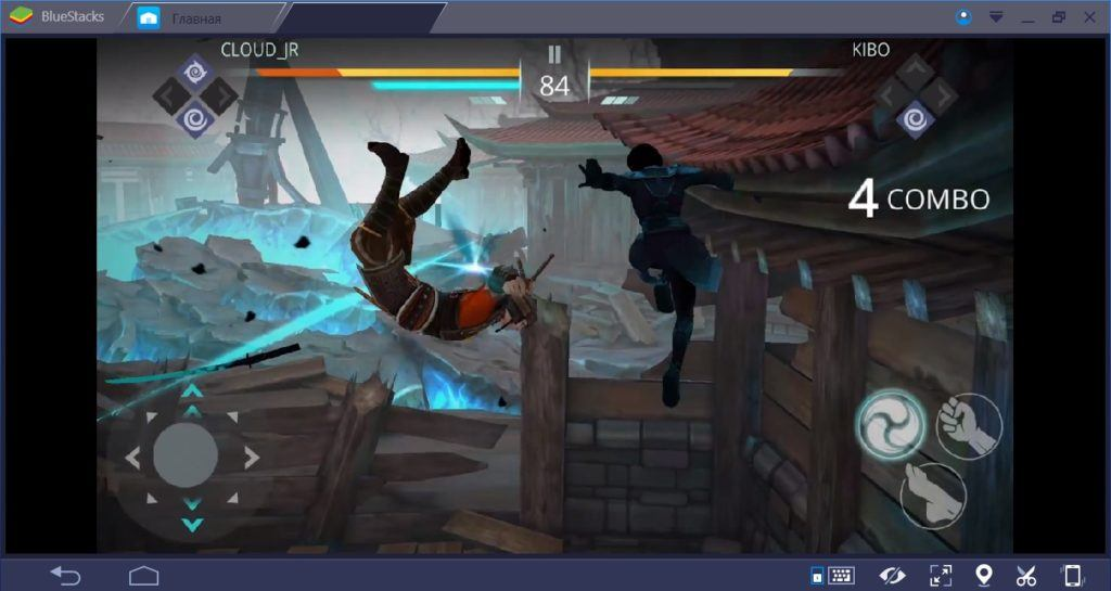 Shadow Fight 3: как победить Кибо