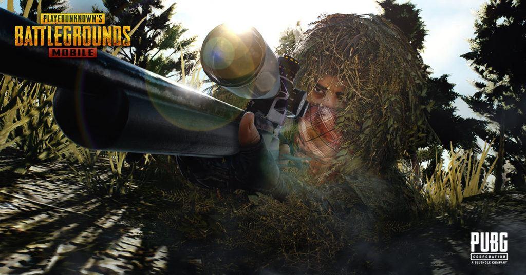 Гайд для снайпера в PUBG Mobile