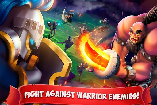 Play Epic Summoners: Battle Hero Warriors – Action RPG on PC 4