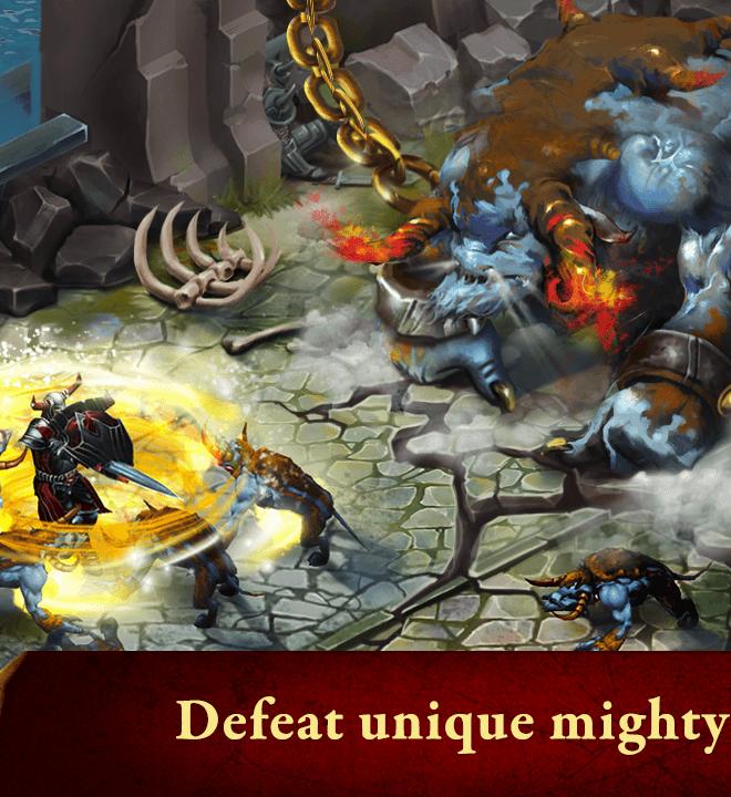 Guild of Heroes İndirin ve PC'de Oynayın 17