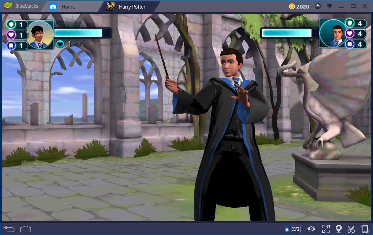 Harry Potter Hogwarts Mystery: Guida ai Duelli