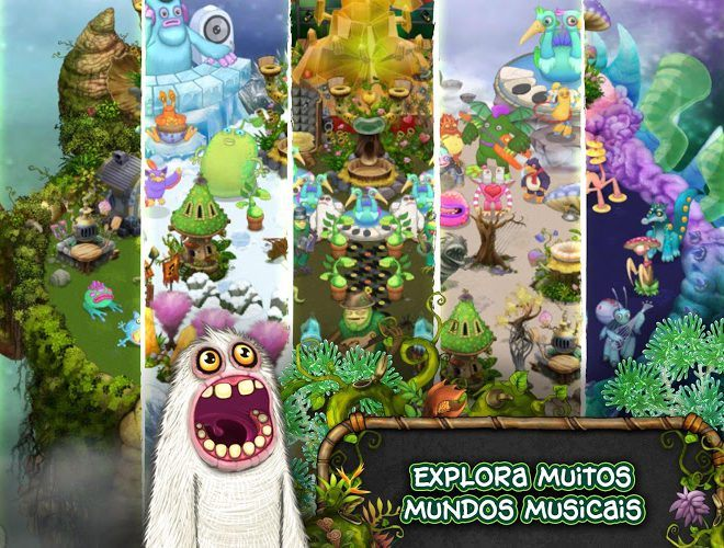Jogue My Singing Monsters para PC 10