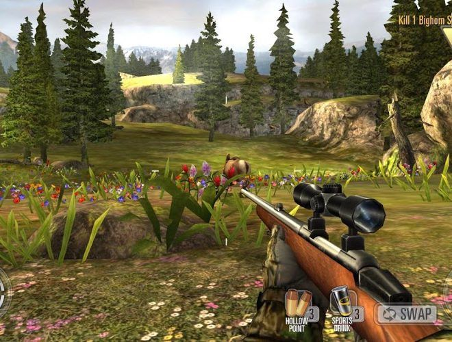 Spielen Deer Hunter 2014 on pc 9