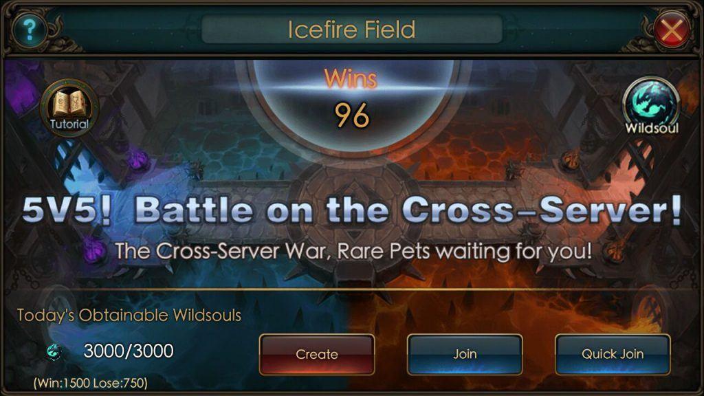 Legacy of Discord: поле боя огня и льда