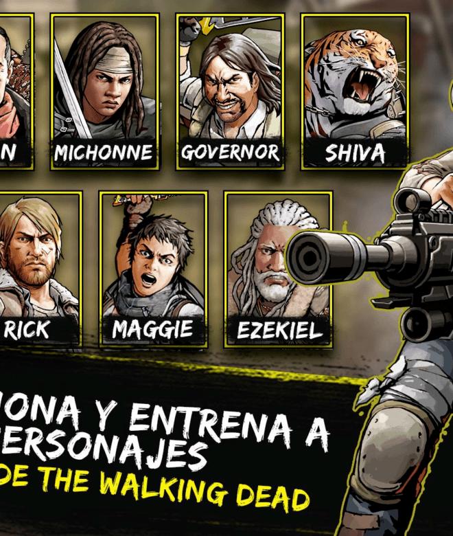 Juega The Walking Dead: Road to Survival en PC 11