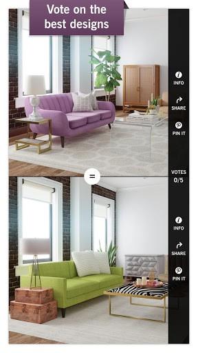 Играй Design Home На ПК 6
