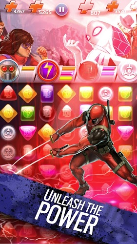 Play Marvel Puzzle Quest on PC 12