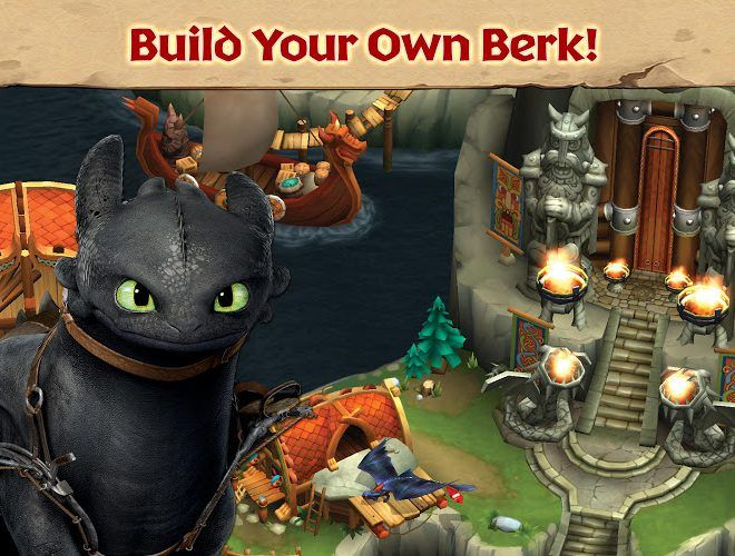 Play Dragons: Rise of Berk on PC 8