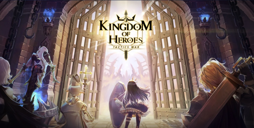 Kingdom of Heroes: Tactics War – How to Play This New Mobile Strategy Game on PC