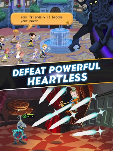 Play Kingdom Hearts Unchained X on PC 20