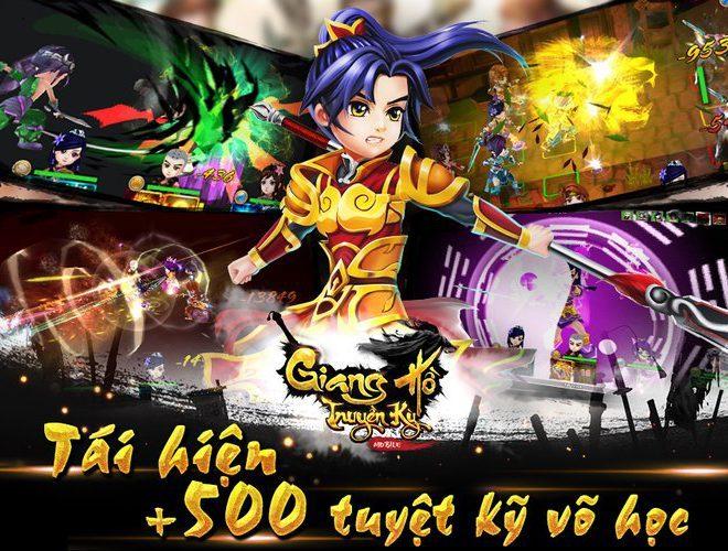 Chơi Giang Hồ Truyền Kỳ on PC 5