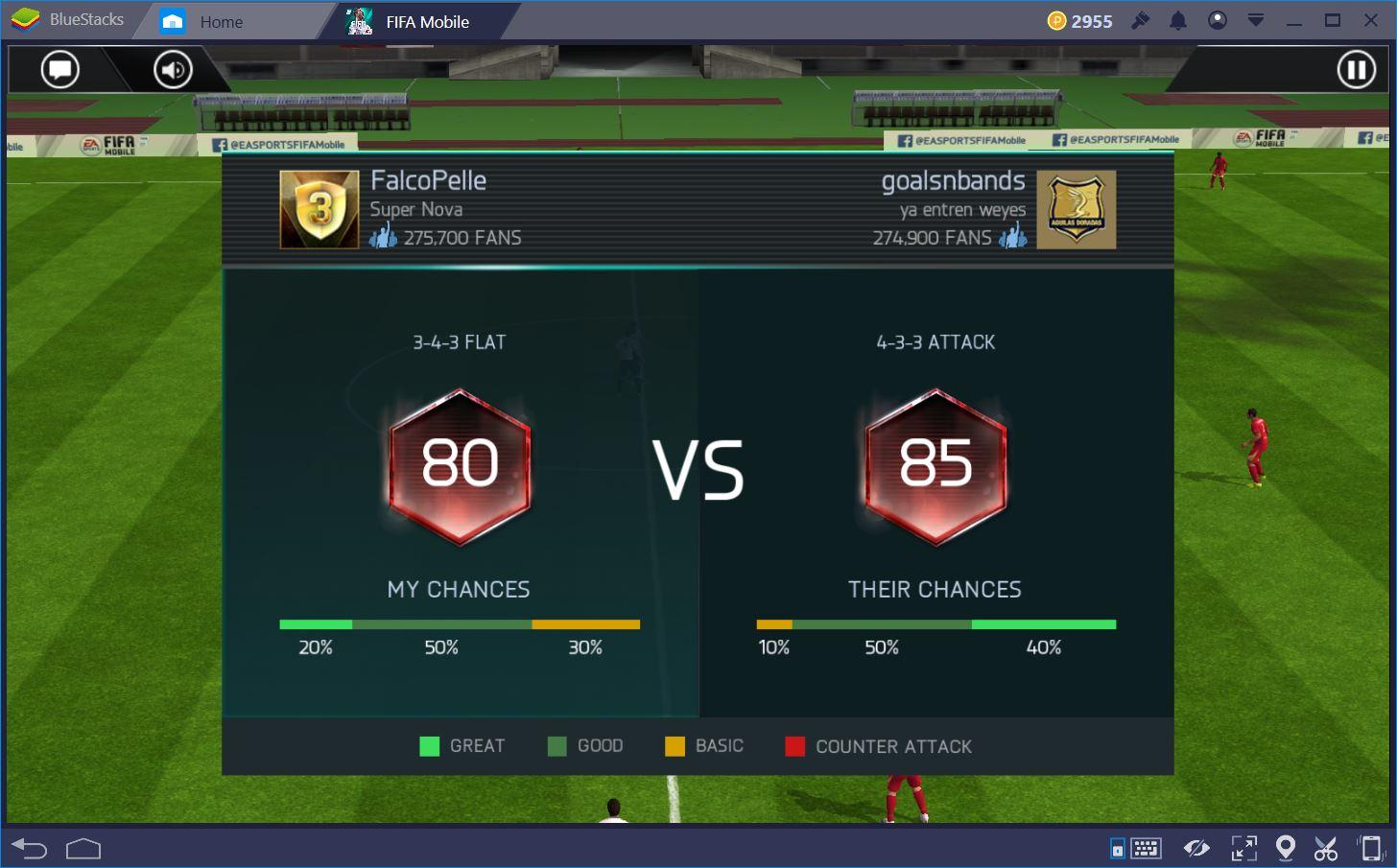 FIFA Calcio: FIFA World Cup (FIFA Mobile) La guida per i nuovi giocatori