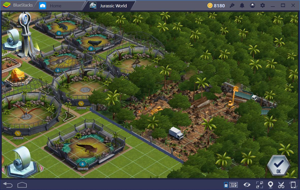 Jurassic World Il Gioco: La Guida per i nuovi giocatori