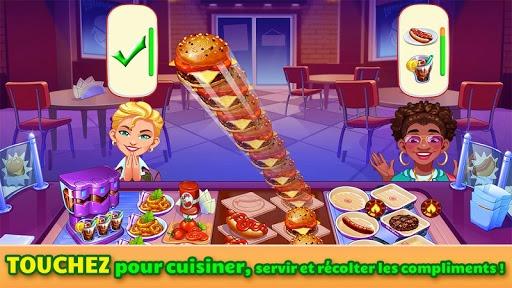 Jouez à  Cooking Craze: A Fast & Fun Restaurant Chef Game sur PC 3