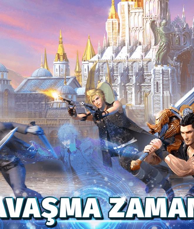 Final Fantasy XV: A New Empire İndirin ve PC'de Oynayın 4