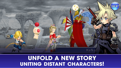 เล่น Dissidia Final Fantasy Opera Omnia on PC 6