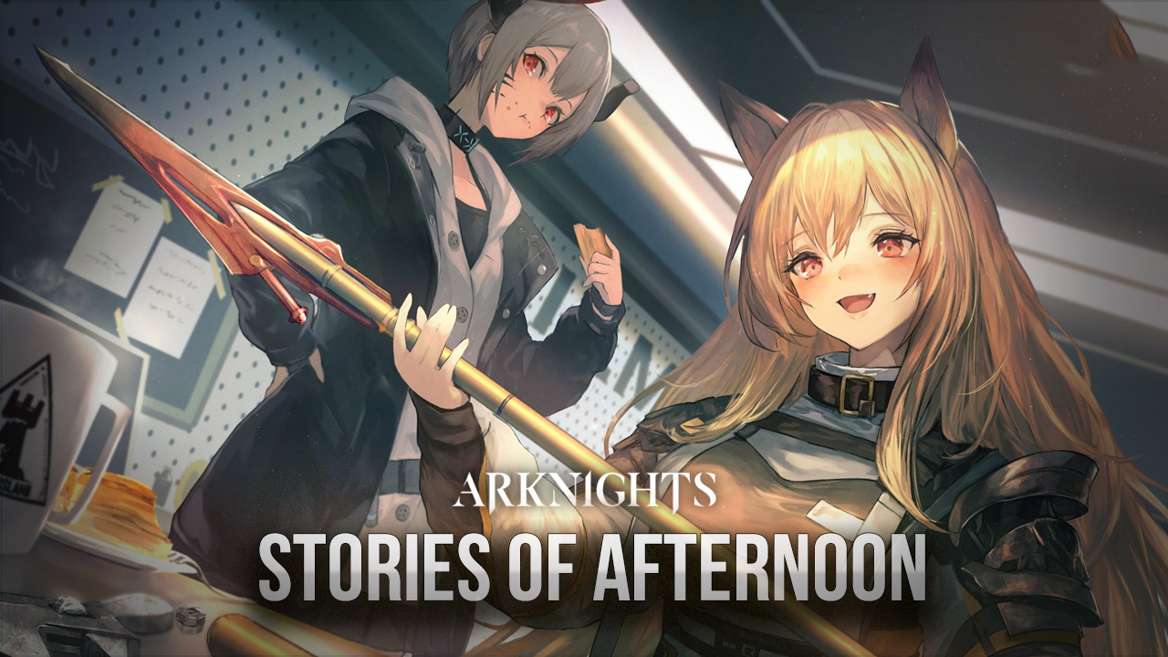 Arknights Stories of Afternoon Update – New Side Content, Rewards, and Much More