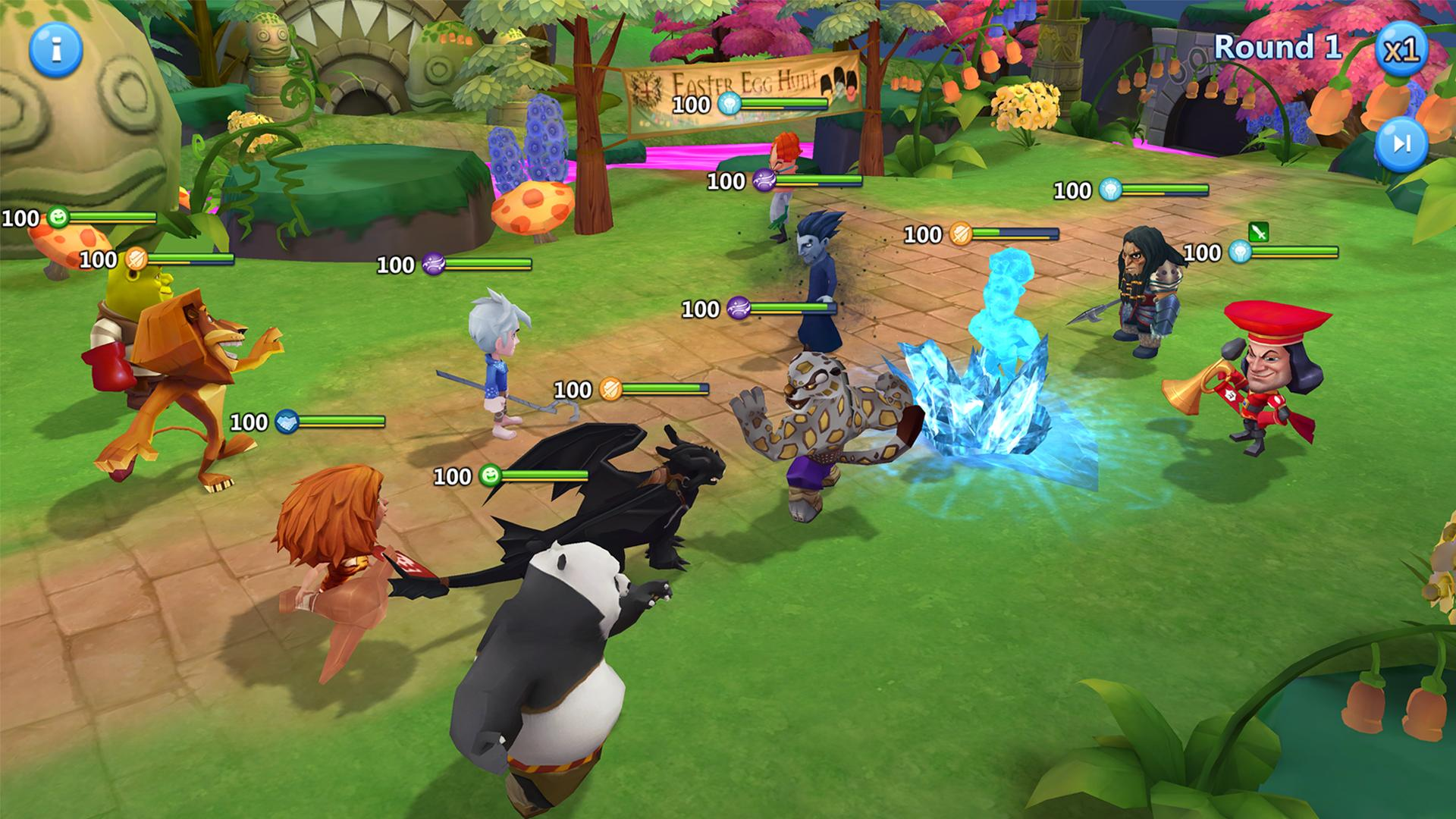 Download DreamWorks Universe of Legends on PC with BlueStacks