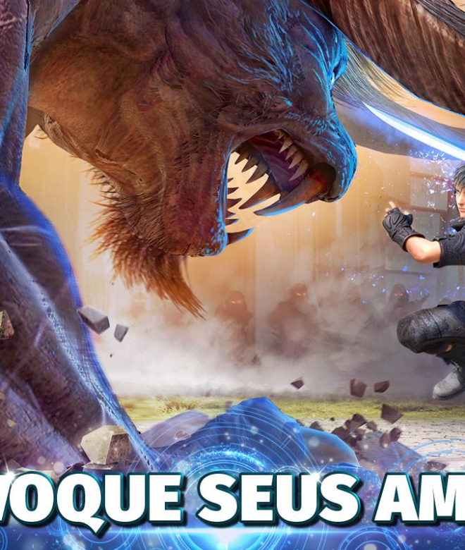 Jogue Final Fantasy XV: A New Empire para PC 9