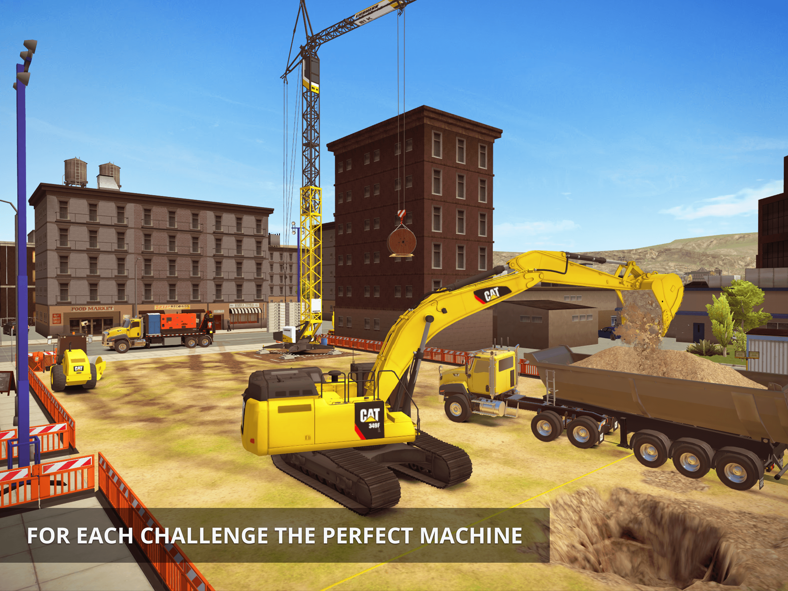Download Construction Simulator 2 on PC with BlueStacks