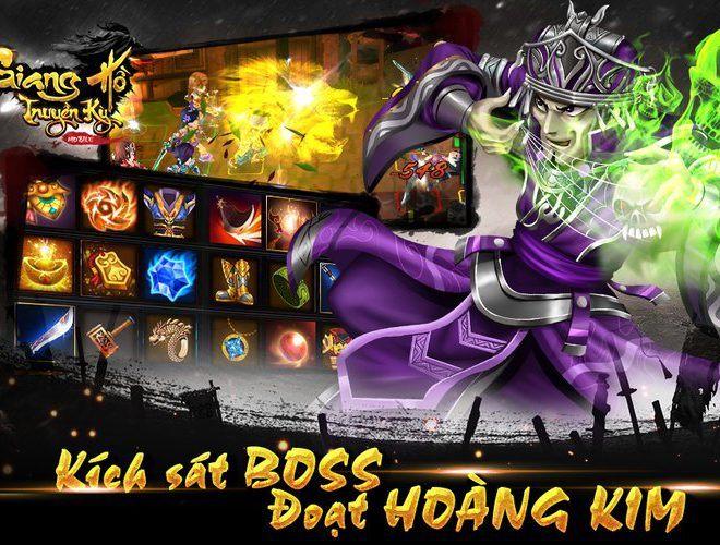 Chơi Giang Hồ Truyền Kỳ on PC 6