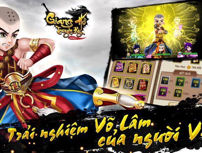 Chơi Giang Hồ Truyền Kỳ on PC 7