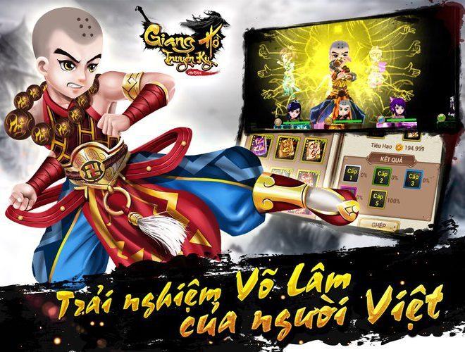Chơi Giang Hồ Truyền Kỳ on PC 12